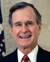 President George H.W. Bush