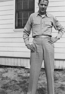 WWII Letters From The Dole Archives